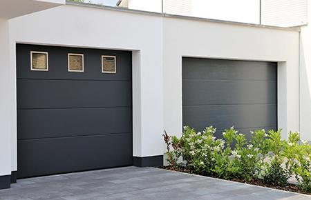 Pose de porte de garage près de Tourcoing et Halluin
