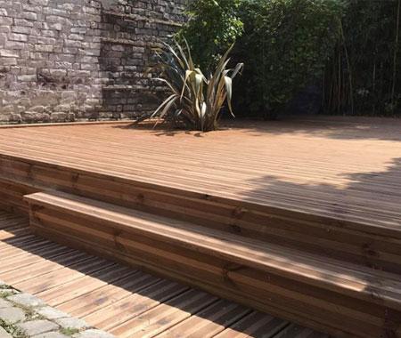 Terrasse en bois Lille